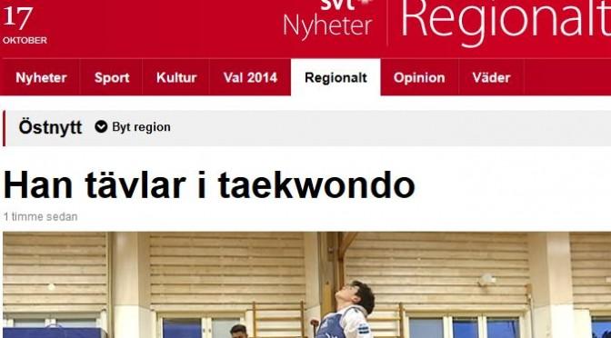 Reportage på östnytt om Christian Malki!