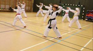 Poomsae för alla hos KFUM Taekwondo Linköping