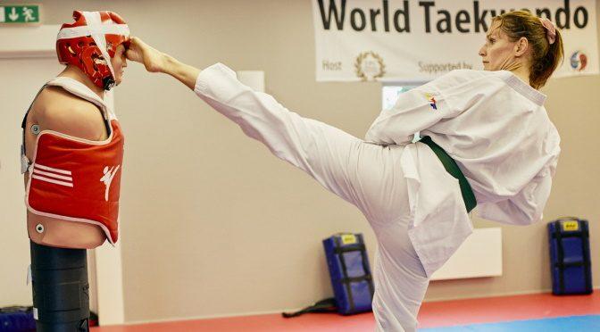 Taekwondoläger 16:e November 2019