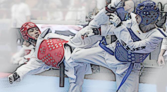 V34 startar vi upp Taekwondo-träningen igen!