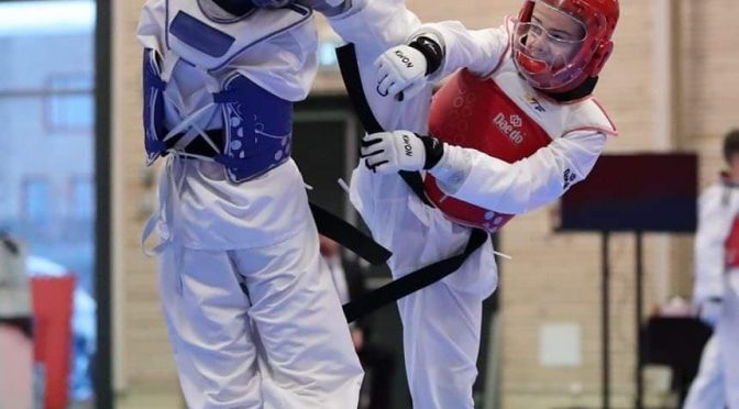 Vi stänger ner taekwondo-verksamheten i TVÅ veckor
